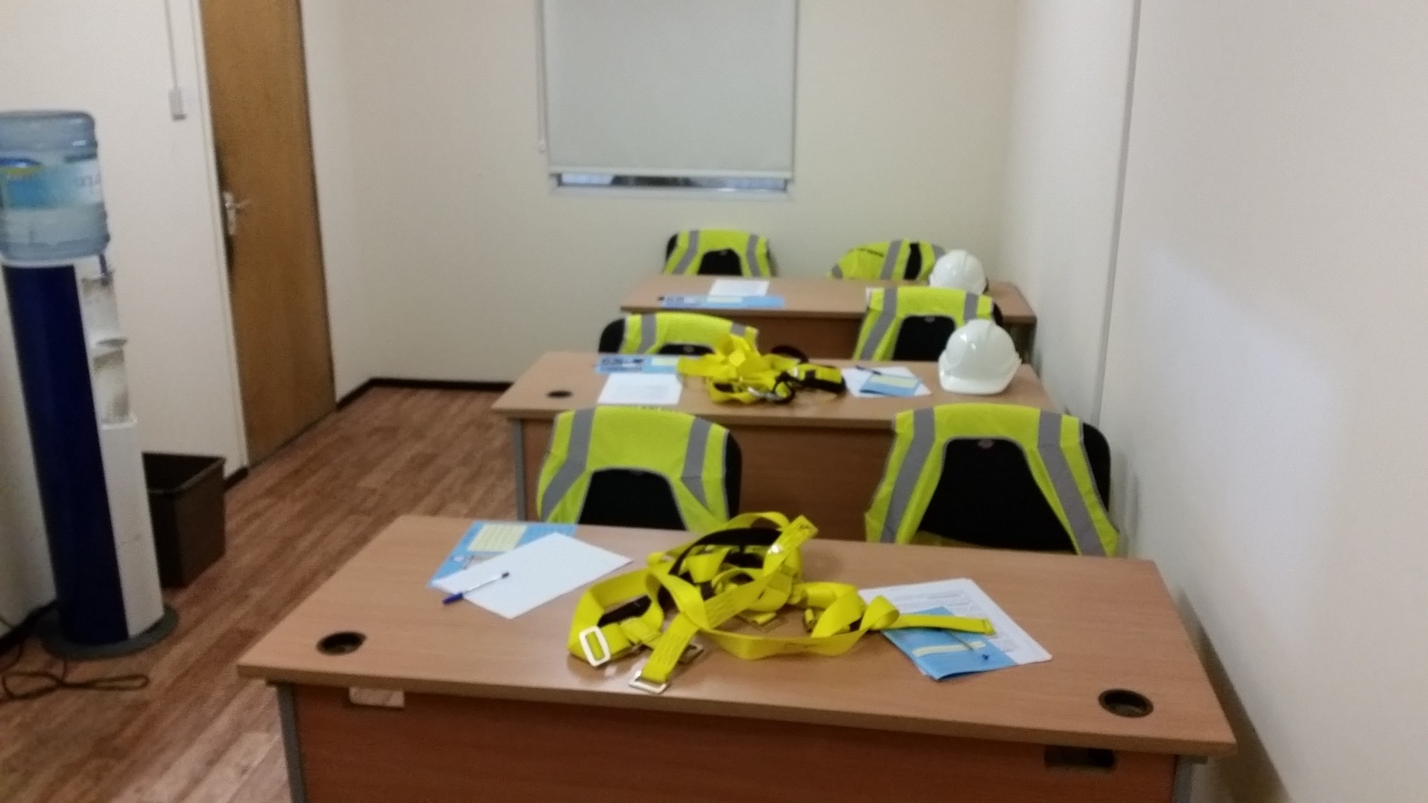 MEWP and Manual Handling Course