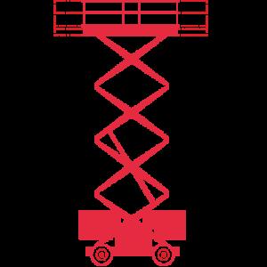 Diesel Scissor Lifts