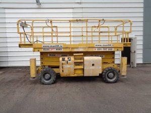 15m diesel scissor lift