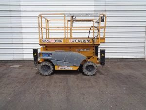 12m diesel scissor lift 2
