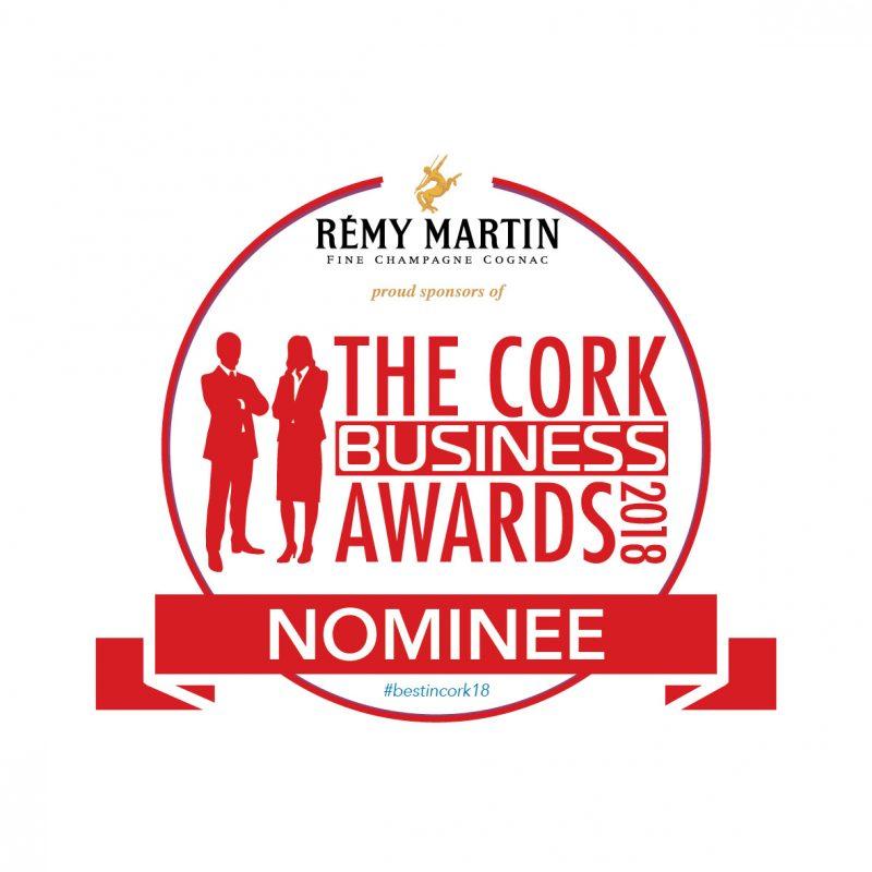 Business Awards Sponsor Nominee ribbon 2018