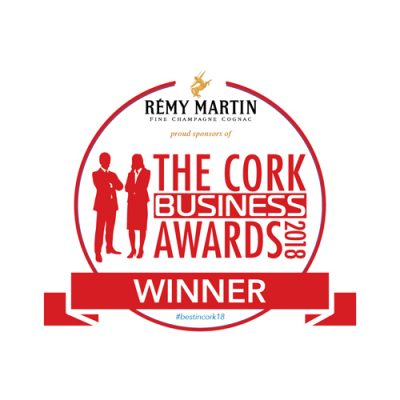 Business Awards Winner ribbon 2018 500 500